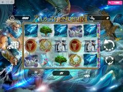 Zeus the Thunderer II slots-77.net MrSlotty 1/5