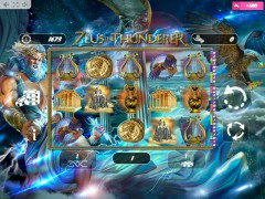 Zeus the Thunderer slots-77.net MrSlotty 1/5