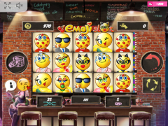 Emoji Slot slots-77.net MrSlotty 1/5